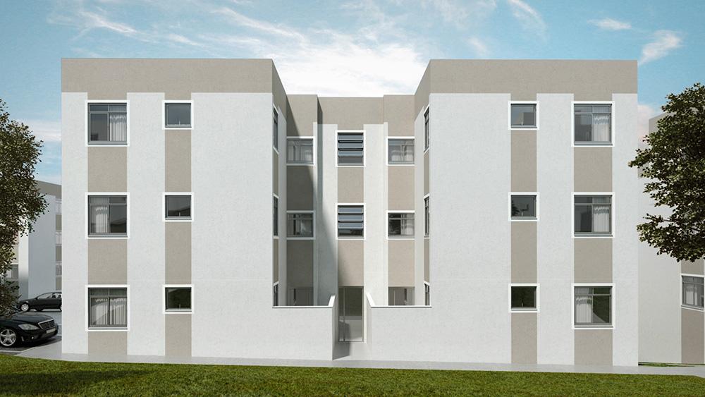 Residencial Satélite Fachada